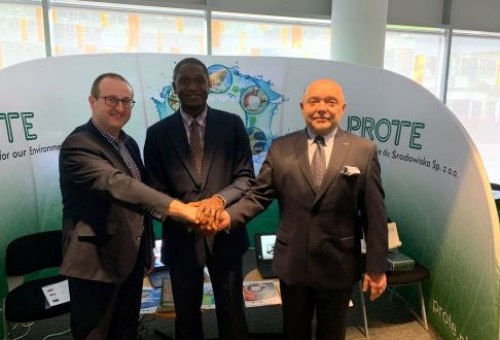 PROTE's contribution to strengthening of diplomatic and business relations with Senegal